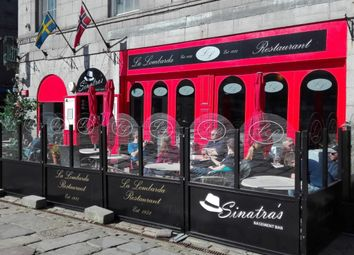 Thumbnail Restaurant/cafe for sale in King Street, Aberdeen