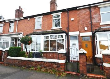 Thumbnail 2 bedroom terraced house to rent in Basford Park Road, Basford, Newcastle-Under-Lyme