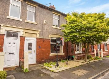 Thumbnail 3 bed terraced house for sale in Lords Avenue, Lostock Hall, Preston