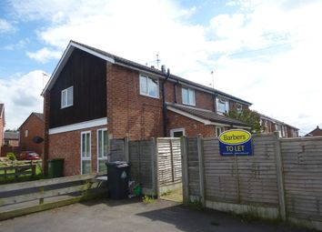 Thumbnail 1 bedroom flat to rent in Red Bank Road, Market Drayton
