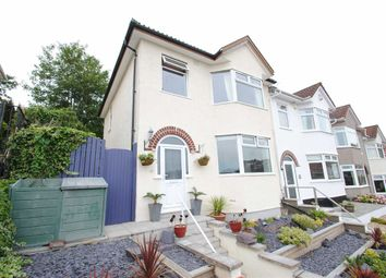 Thumbnail 3 bedroom end terrace house for sale in Ravenhill Road, Lower Knowle, Bristol