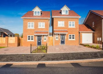 Thumbnail 3 bed detached house for sale in Hill Croft Gardens, Off Warstones Road, Penn, Wolverhampton