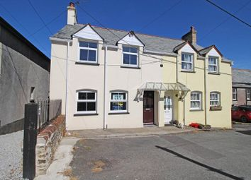 Thumbnail 3 bedroom terraced house for sale in Viaduct View, Chapel Street, Holsworthy