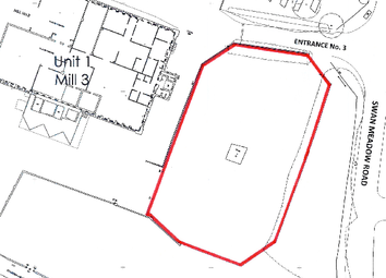 Thumbnail Land to let in Swan Meadow Road, Wigan