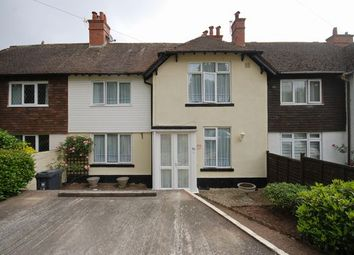 Thumbnail 3 bed terraced house for sale in Arcot Park, Sidmouth