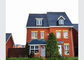 Thumbnail 4 bed semi-detached house for sale in 48 Mitchell Avenue, Thornaby, Cleveland
