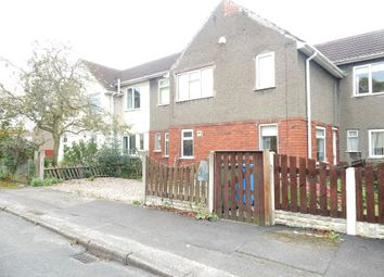 Thumbnail 3 bed terraced house for sale in Royds Crescent, Rhodesia, Worksop