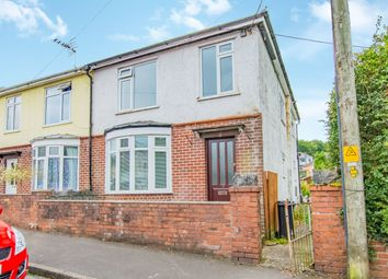 Thumbnail 3 bed semi-detached house for sale in Lewis Road, Neath, West Glamorgan