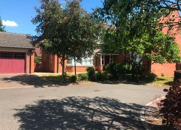 Thumbnail 5 bed detached house to rent in Glebelands, North Muskham, Newark
