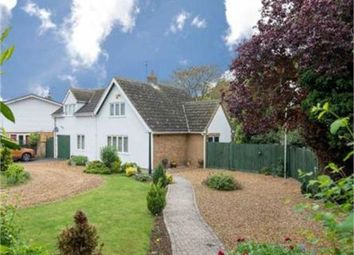 Thumbnail 3 bed detached house for sale in Manor Close, Spalding, Lincolnshire
