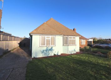 Thumbnail 2 bed bungalow for sale in Coppice Avenue, Eastbourne, East Sussex