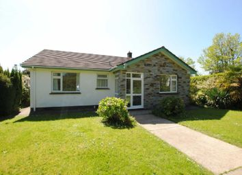 Thumbnail 3 bed bungalow to rent in Marhamchurch, Bude