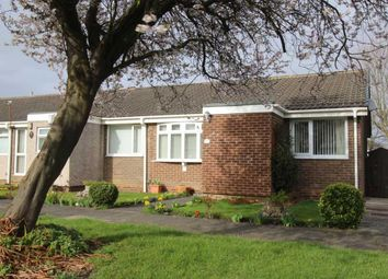 Thumbnail 2 bed bungalow for sale in Windermere Close, Southfield Lea, Cramlington