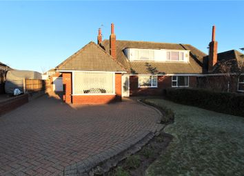 Thumbnail 3 bedroom semi-detached bungalow for sale in Poulton Avenue, St. Annes, Lancashire