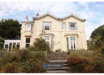 Thumbnail 3 bed flat to rent in East Cliff, Dawlish
