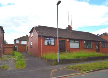 Thumbnail 3 bed semi-detached bungalow for sale in Fieldsway, Oldham, Lancashire