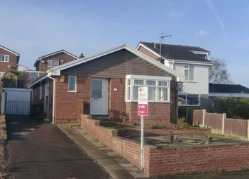 Thumbnail 3 bed detached bungalow for sale in Haids Road, Maltby, Rotherham