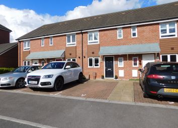Thumbnail 2 bed terraced house to rent in Spinner Drive, Havant