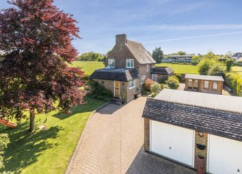 Thumbnail 4 bed detached house for sale in Nursery Lane, Hookwood, Surrey