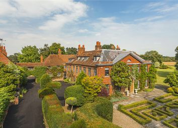 Thumbnail 12 bed detached house for sale in Hurst, Berkshire