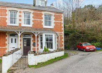 Thumbnail 3 bedroom semi-detached house for sale in Western Gardens, Combe Martin, Ilfracombe