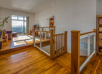 Thumbnail 3 bed flat for sale in Hutchings Wharf, 1 Hutchings Street, London