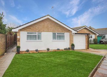 Thumbnail 2 bed bungalow for sale in Curzon Close, Worthing