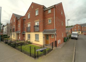 Thumbnail 4 bed town house for sale in Worcester Road, Bromsgrove