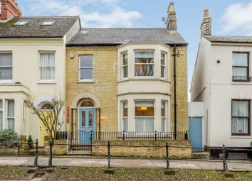 Maids Causeway, Cambridge CB5. 3 bed terraced house for sale