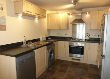 Thumbnail 4 bed semi-detached house to rent in Pen Parc View, Abercynon, Mountain Ash