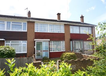 Thumbnail 3 bed terraced house for sale in Campion Close, Walderslade Chatham