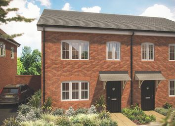 """Thumbnail 3 bed semi-detached house for sale in """"The Hazel"""" at Haughton Road, Shifnal"""