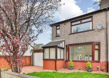 Thumbnail 3 bed semi-detached house for sale in Ebor Street, Burnley, Lancashire