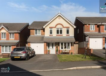 Thumbnail 4 bed detached house for sale in Willow Drive, Nelson
