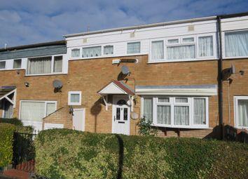 Thumbnail 3 bed terraced house for sale in Ferndale, Eaglestone, Milton Keynes