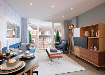 Thumbnail 3 bed flat for sale in Clerkenwell Quarter, 35 - 39 Seward Street, Farringdon