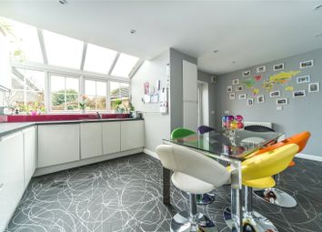 Thumbnail 4 bed link-detached house for sale in Stangate Drive, Iwade, Kent