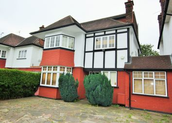 Thumbnail 4 bed detached house to rent in Haslemere Avenue, Hendon