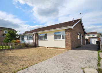 Thumbnail 2 bed semi-detached bungalow for sale in Meadow Close, Stalbridge, Sturminster Newton