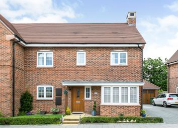 Thumbnail 3 bed semi-detached house for sale in Kilnwood Close, Faygate, Horsham