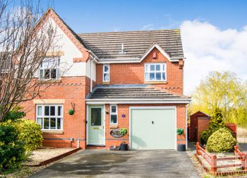 Thumbnail 4 bed detached house for sale in The Ivies, Farndon Road, Newark