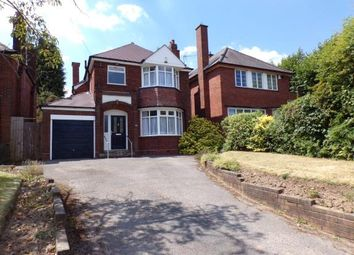 Thumbnail 3 bed detached house for sale in Quinton Road West, Quinton, Birmingham, West Midlands