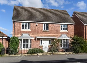 Thumbnail 5 bed detached house to rent in Saxon Gate, Hereford