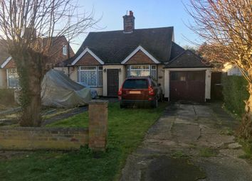 Thumbnail 3 bed detached bungalow for sale in North Avenue, Letchworth Garden City