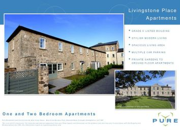 Thumbnail 2 bed flat for sale in New Vision Business, Glascoed Road, St. Asaph