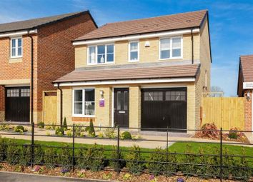 Thumbnail 3 bed detached house for sale in Paterson Drive, Stafford