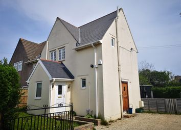 Thumbnail 3 bedroom semi-detached house to rent in Thornwell Road, Bulwark, Chepstow
