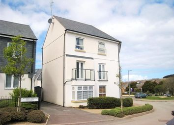Thumbnail 2 bed flat for sale in Cavendish Crescent, Newquay, Cornwall
