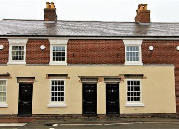 Thumbnail 4 bed town house for sale in High Street, Measham, Swadlincote