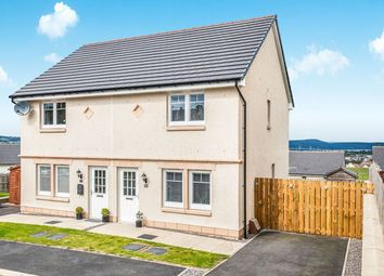Thumbnail 2 bed semi-detached house for sale in Clover Crescent, Culduthel, Inverness